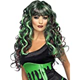 Smiffys Siren 3 Tone Wig Costume