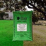 Lawn Sand Professional Grass/Paddock Top Dressing + Nitrogen Feed & Moss Control 25kg Treats over 365 SQ Metres