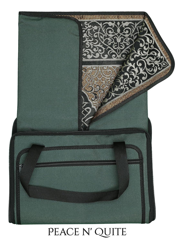 Amazon Muslim Portable Prayer Rug With Storage Bag Islamic Easy
