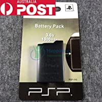New Rechargable Battery Pack for Sony PlayStation Portable PSP1000 3.6V 1800mAh