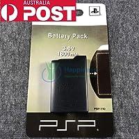 New Rechargable Battery Pack for Sony PlayStation Portable PSP1000 3.6V 1800mAh