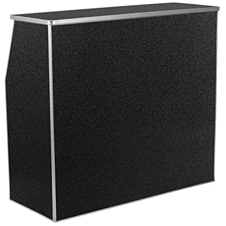 Amazon.com: Flash Furniture Barra plegable laminada de 4 ...