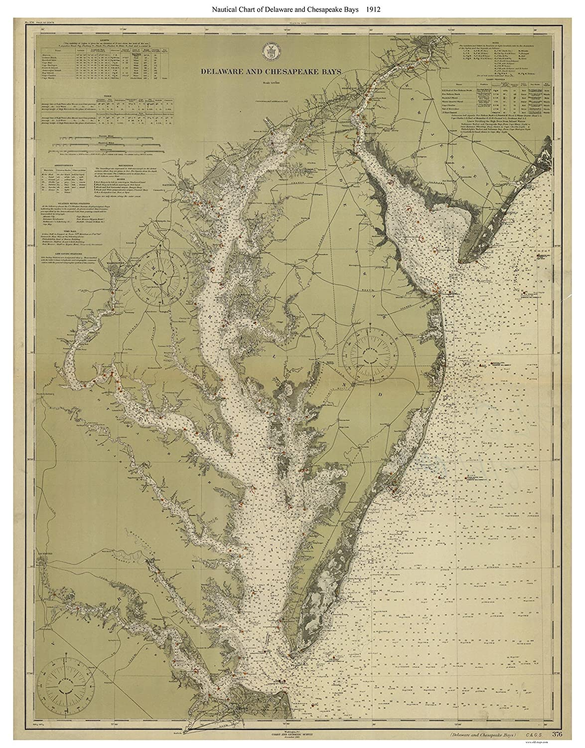 Amazon.com: Delaware and Chesapeake Bays (Delmarva Peninsula ... on virginia peninsula, adirondack high peaks map, dominion power service area map, rehoboth beach, delaware map, california shipwreck map, virginia map, northeast us road map, indian river, dewey beach, bethany beach neighborhood map, cape henlopen, olde england map, west va map, east coast map, long island map, state of deseret, gloucester county va map, sussex county, delaware bay, bethany beach, district of columbia statehood movement, middle peninsula, mexico yucatan peninsula map, georgetown de map, new orleans map, md beaches map, lake county map, dc area and surrounding area map, 51st state, maryland map, state of franklin,