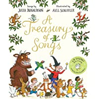 A Treasury of Songs: Book and CD Pack