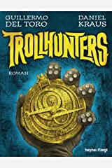 Trollhunters: Roman (German Edition) Kindle Edition