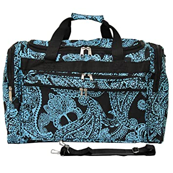 Amazon.com: World Traveler - Bolsa de viaje (22.0 in ...