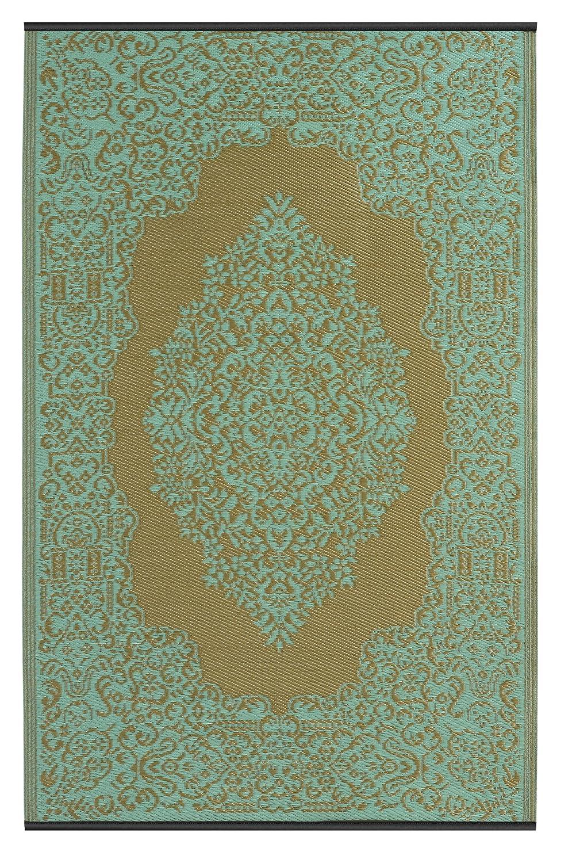 Eitelkeit Plastikteppich Dekoration Von Fab Hab - Istanbul - Hellblau &