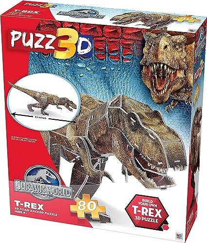 Tyrannosaurus Rex Dinosaur jurassic world action figure size 32 x12 cm