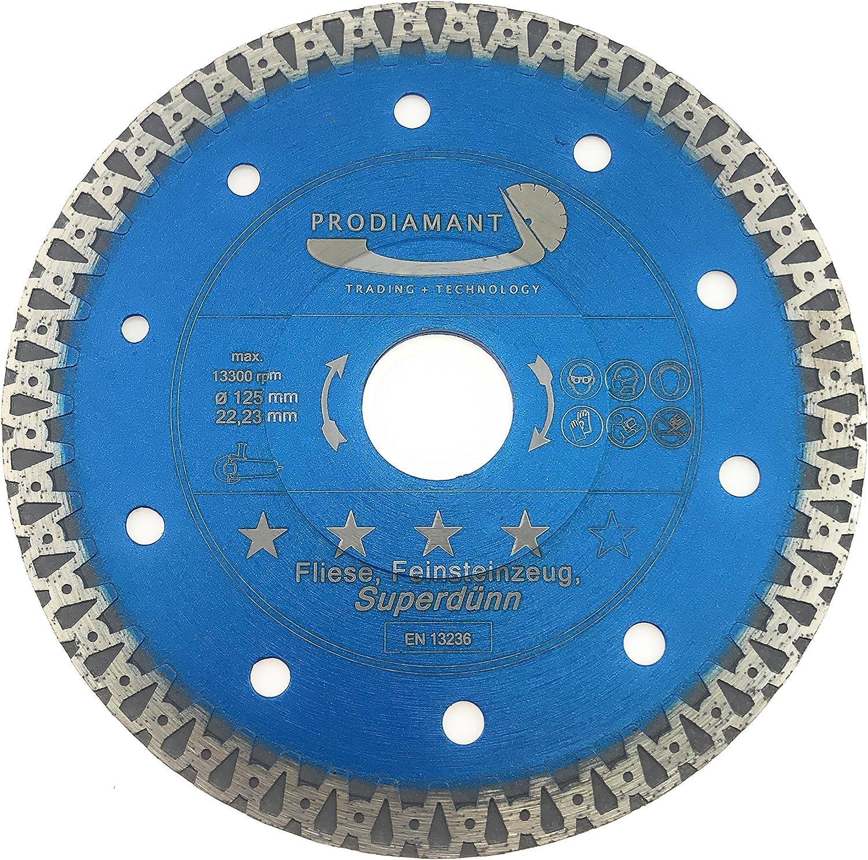 Disco de corte de diamante para baldosas PRODIAMANT