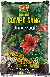 Flower Universal Premium Substrato, 10L, Marrón, 29x6x46 cm ...