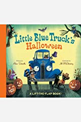 Little Blue Truck's Halloween Kindle Edition