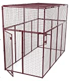 Animal House Heavy Duty Modular Pet Kennel