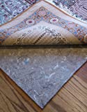 """9'x12' Rug Pads for Less Super Premium (TM) Dense 100% Felt Jute 1/3"""" Thick Rug Pad for Hard Floors and Exclusive Rug Pads for Less(TM) Custom Cutting"""