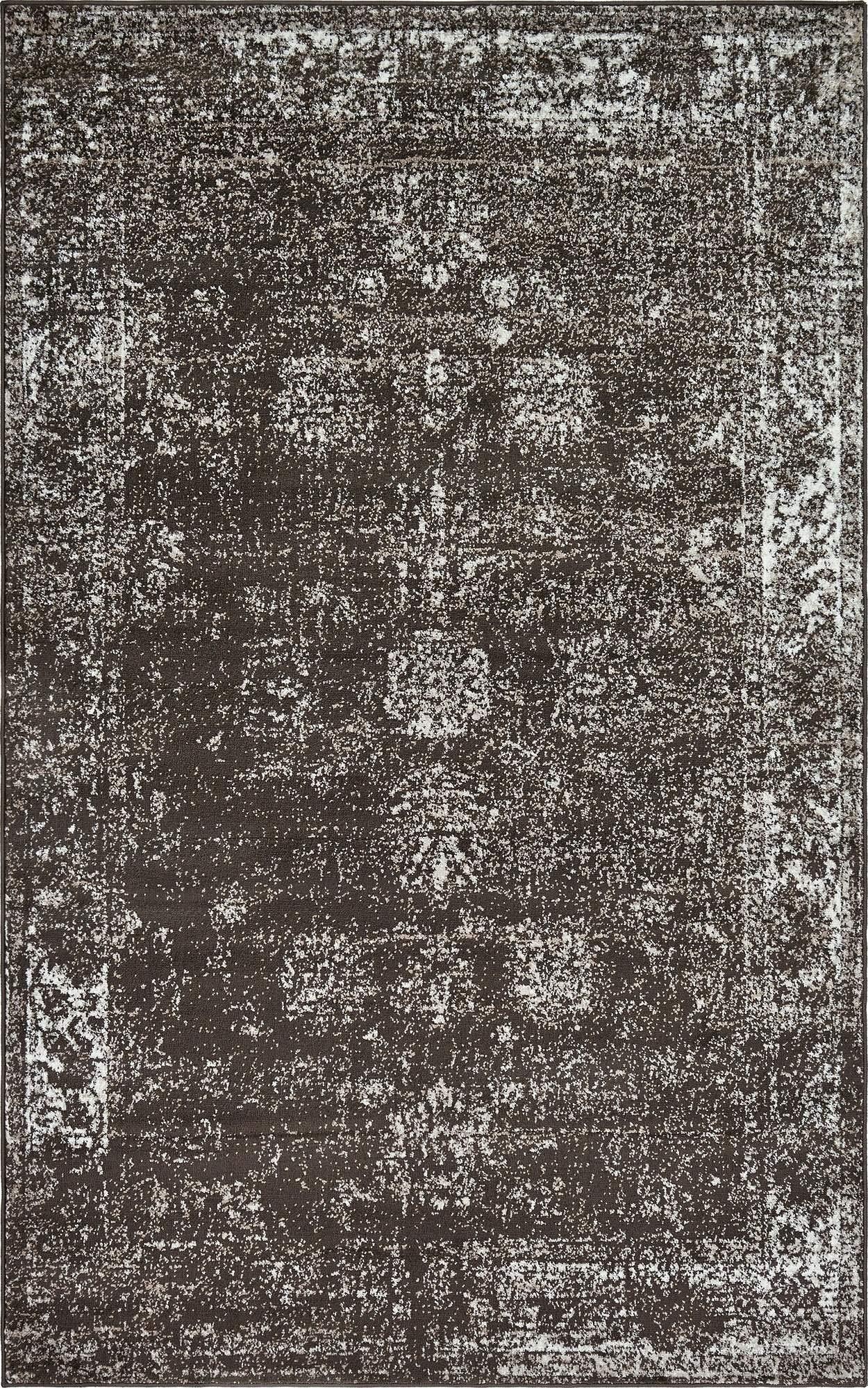 Unique Loom 3141406 Area Rug, 3' x 5', Brown