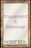 Engagement and Espionage (Handcrafted Mystery Book 1)