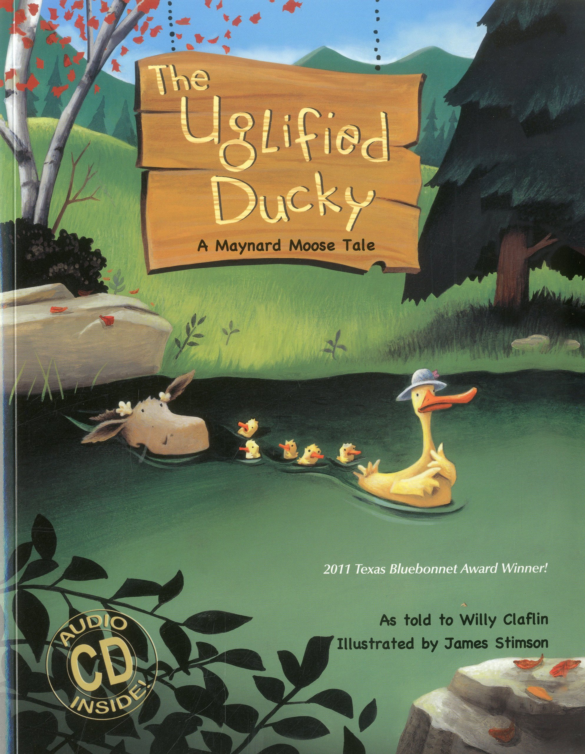 the uglified ducky willy claflin james stimson 9780874839531