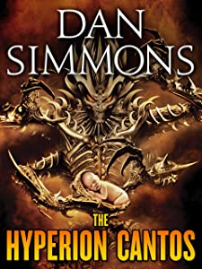 The Hyperion Cantos 4-Book Bundle: Hyperion, The Fall of Hyperion, Endymion, The Rise of Endymion