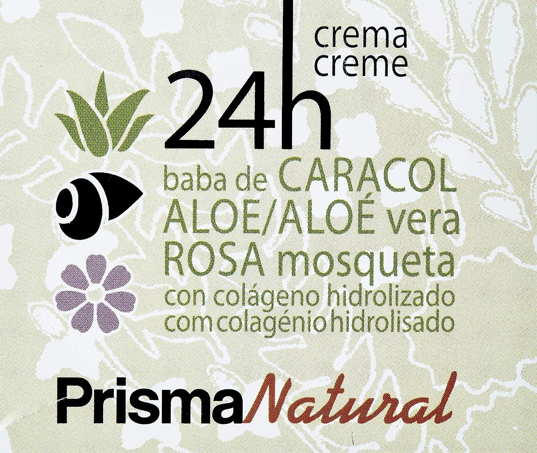 CREMA FACIAL BABA DE CARACOL -SPF 15- 100 ML CON ALOE VERA Y ROSA MOSQUETA