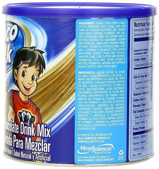 Amazon.com: Choco Milk Chocolate Milk Drink, 28.2 Ounce: Health & Personal Care