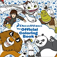 Dreamworks: The Official Coloring Book^Dreamworks: The Official Coloring Book