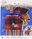 Elf on the Shelf Claus Couture Fa-La-La Reindeer Pajamas