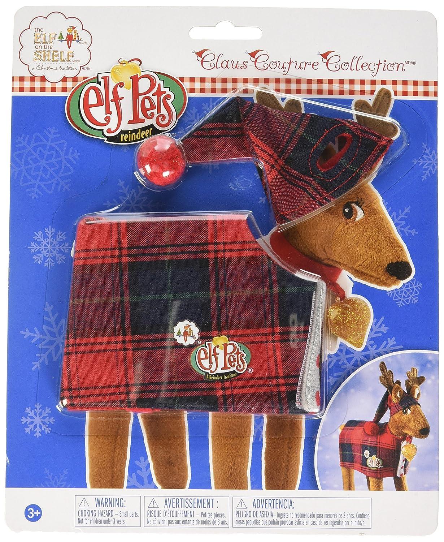 1e2fd9f73a2e90 Elf on The Shelf Claus Couture FA-La-La Reindeer Pajamas