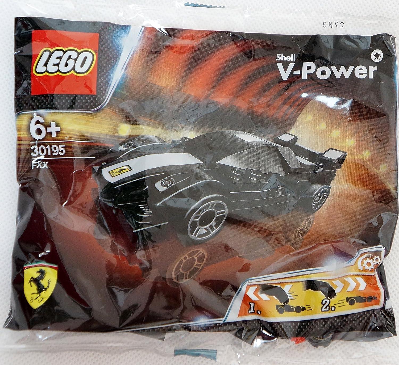 LEGO Ferrari Shell Promo 30195 Ferrari FXX レゴ フェラーリ   B00F06IGO6
