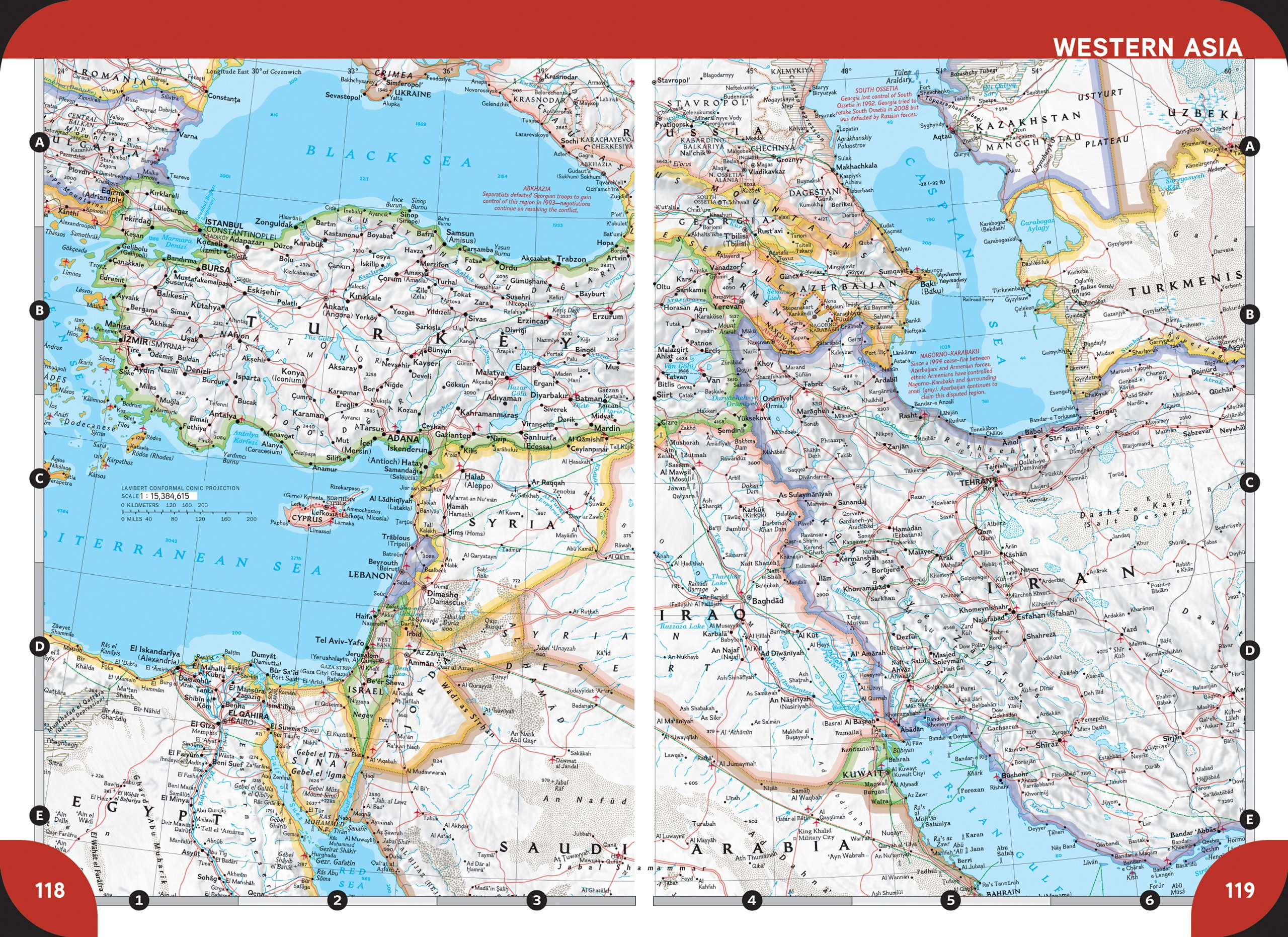 Compact atlas of the world national geographic amazon books gumiabroncs Image collections