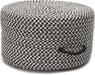 product image for Colonial Mills Houndstooth Pouf UF49 Ottoman
