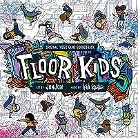 Floor Kids (Original Video Game Soundtrack) (2LP Vinyl)
