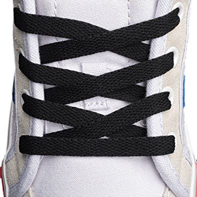 97142739ee0 Flat Shoelaces 5 16 quot  (4 Pair) - For sneakers and converse shoelaces