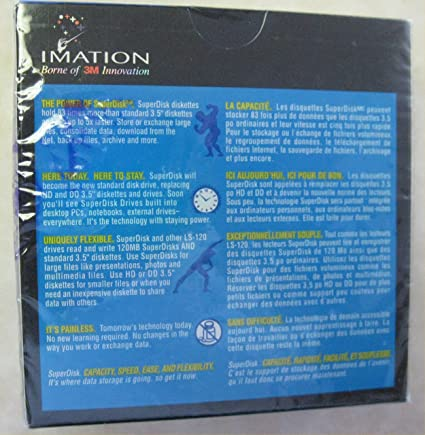 Download Imation Superdisk Manual Free