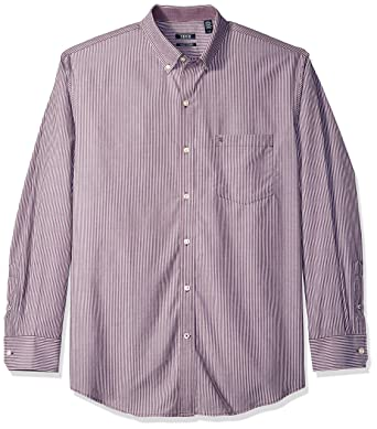 Easytoy Men T Shirt Fashion Mens Short Sleeve Stripe Button Mixing Colour Pullovers Shirt Top Blouse