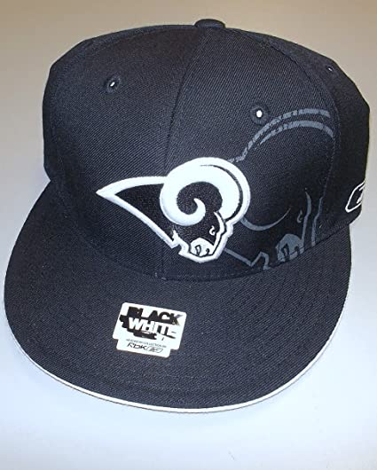 4d19e556f4a Image Unavailable. Image not available for. Color  St. Louis Rams Fitted ...