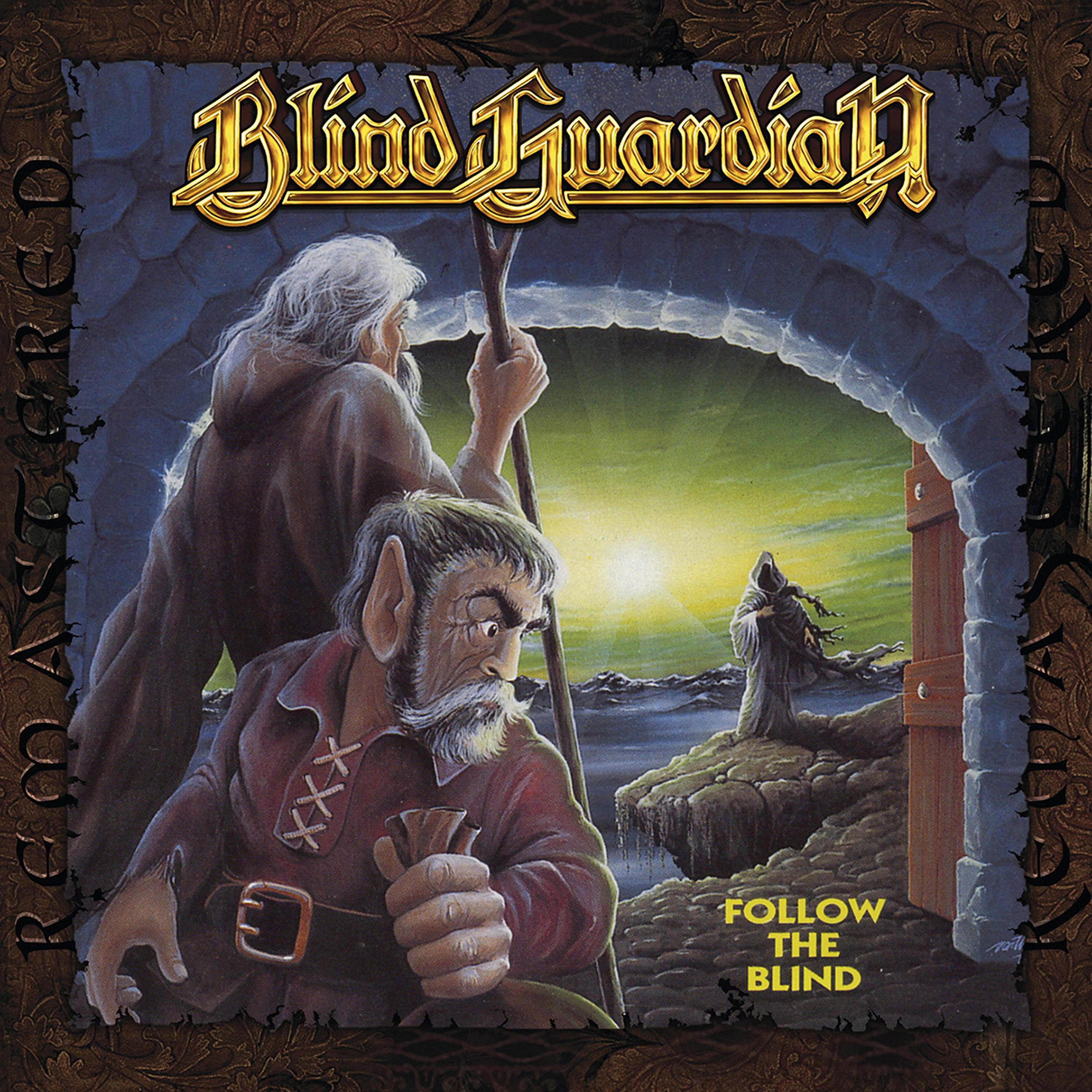 Vinilo : Blind Guardian - Follow The Blind (remixed 2007 /  Remastered 2011) (Remastered)