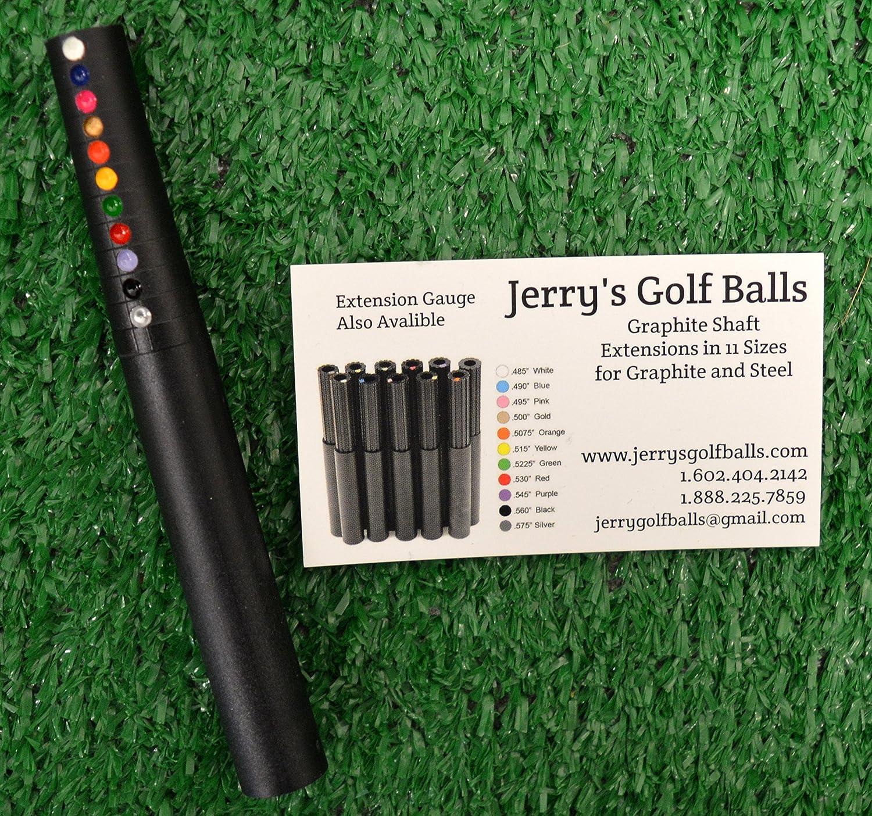 Parage Golf オリジナルグラファイトシャフト測定ゲージ   B06XY8569C