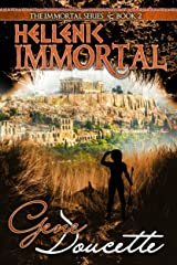 Hellenic Immortal (The Immortal Series Book 2) Kindle Edition
