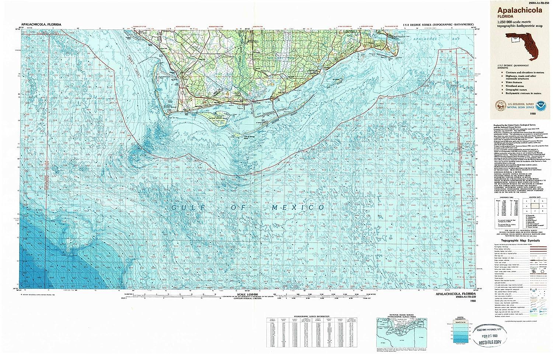 Amazon.com : YellowMaps Apalachicola FL topo map, 1:250000 ... on map of port saint joe florida, map of punta rassa florida, map of indian creek florida, map of greenville florida, map of big coppitt key florida, map of ochlockonee river florida, map of st. lucie county florida, full large map of florida, map of cedar key florida, map of chokoloskee florida, map of st. cloud florida, map of south carolina florida, map of st teresa florida, map of texas florida, map of florida panhandle, map of micco florida, map of hypoluxo florida, map of ponce de leon florida, map of alys beach florida, map of sopchoppy florida,