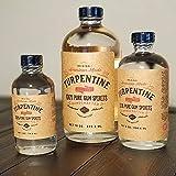 100% Pure Gum Spirits of Turpentine - 4 oz