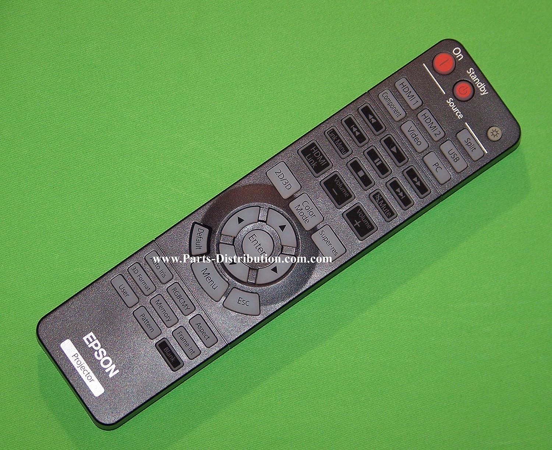Epson Projector Remote Control: PowerLite Home Cinema 3020, 5020, 5020 UB 4330248288