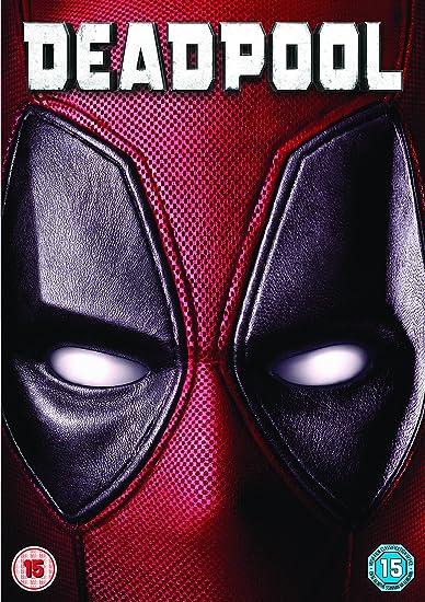 Deadpool On DVD