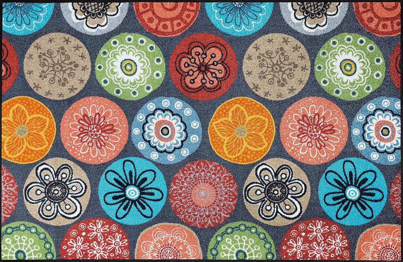 Wash+dry Fußmatte Coralis 115x175 cm