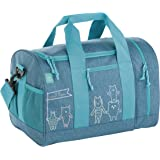 Lässig Mini Sportsbag About Friends mélange Turnbeutel, 40 cm, Blue