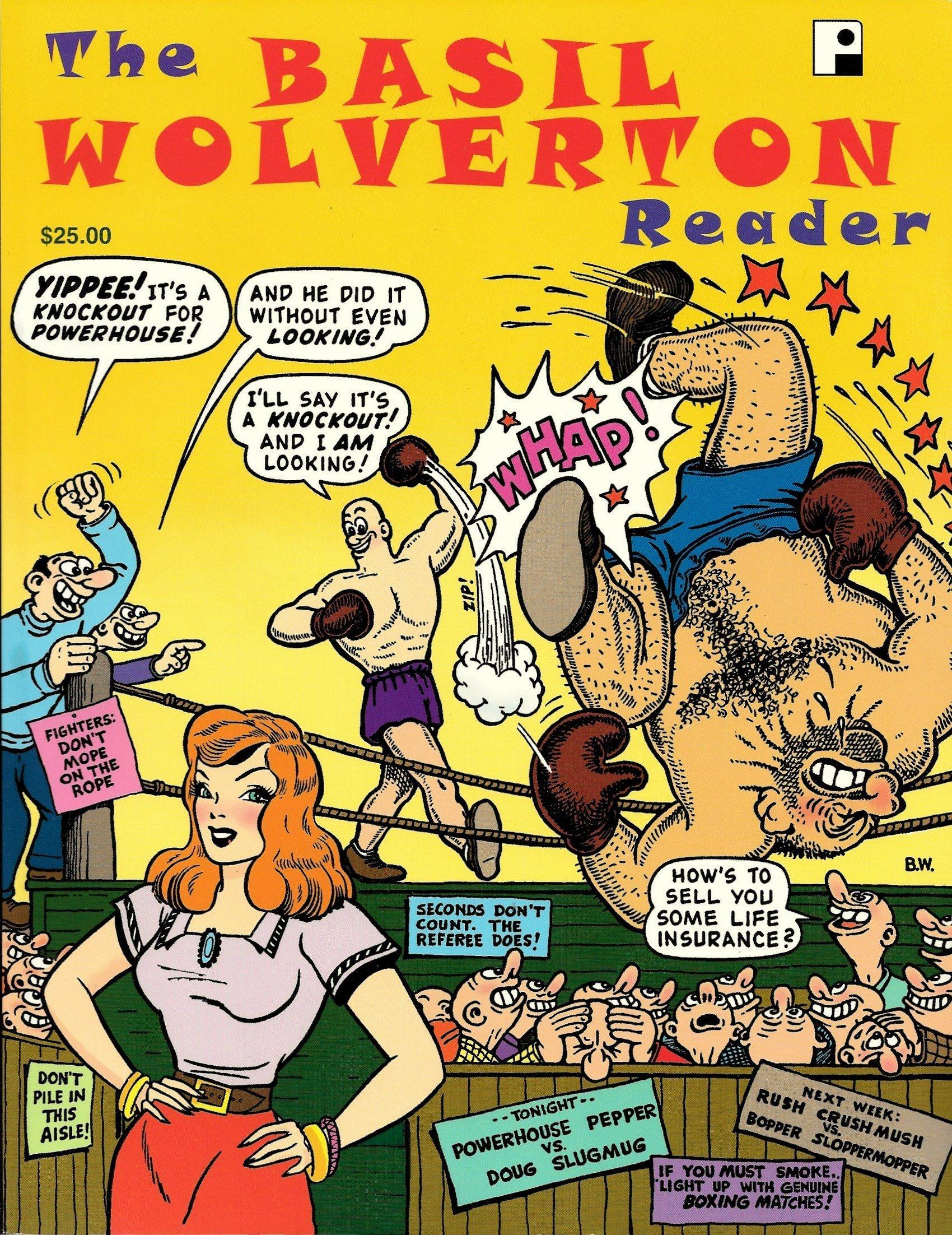 Download The Basil Wolverton Reader PDF