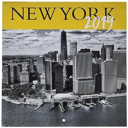 Grupo Erik Editores CP19003 - Calendario 2019 New York, 30 x ...