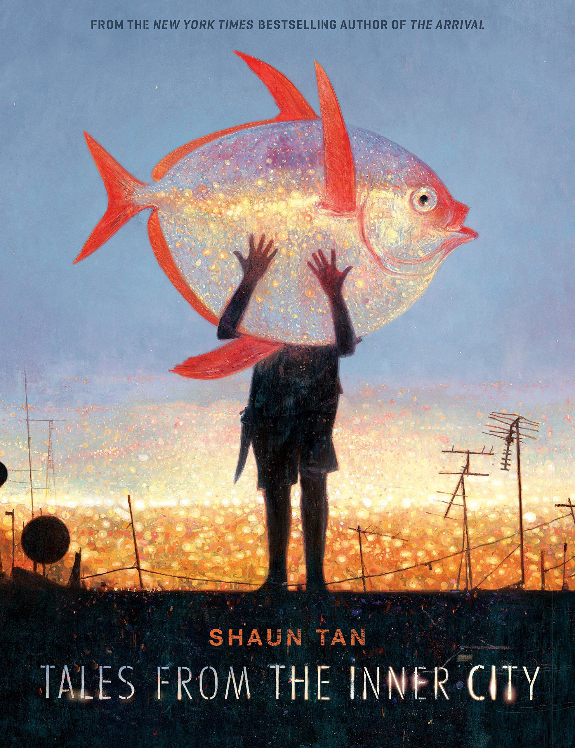 amazon tales from the inner city shaun tan children s books