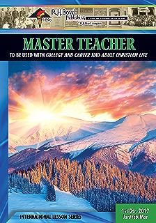 Master teacher 2nd quarter 2016 sunday school kindle edition by master teacher 1st quarter 2017 sunday school fandeluxe Choice Image