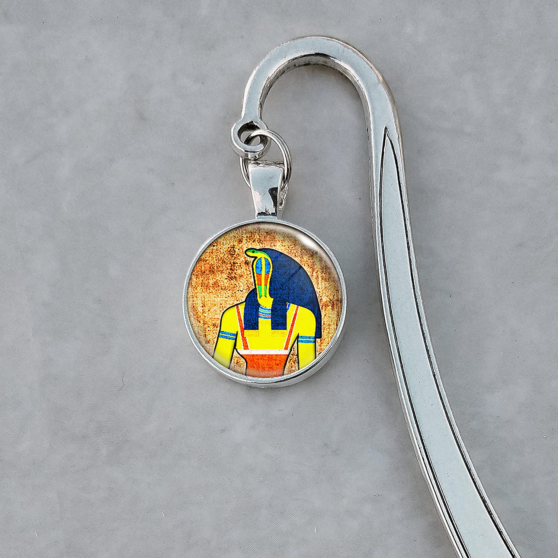 Anubis Ancient Egyptian Deity Bookmark