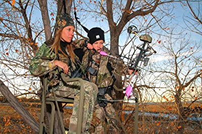 Take kid to hunting - Hunter Safety System Youth HSS-8 Safety Harnesses, Realtree, Youth