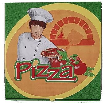 Chiner - Cajas de Pizza (27 x 27 (100 unds.))